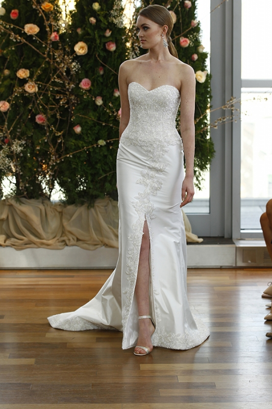 Isabelle Armstrong - Spring 2016 Bridal Collection - Allison