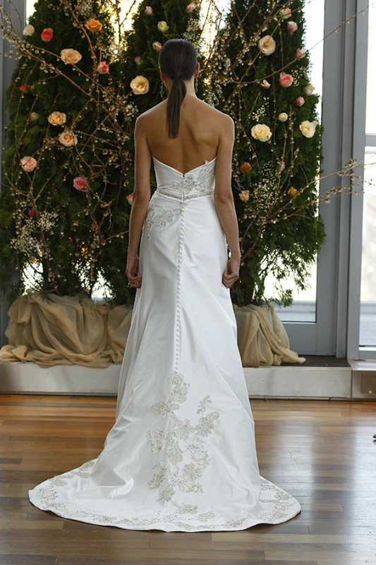 Isabelle Armstrong - Spring 2016 Bridal Collection - Deborah