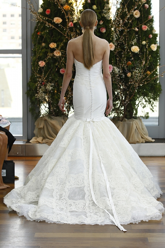 Isabelle Armstrong - Spring 2016 Bridal Collection - Dena