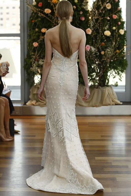 Isabelle Armstrong - Spring 2016 Bridal Collection - Diana