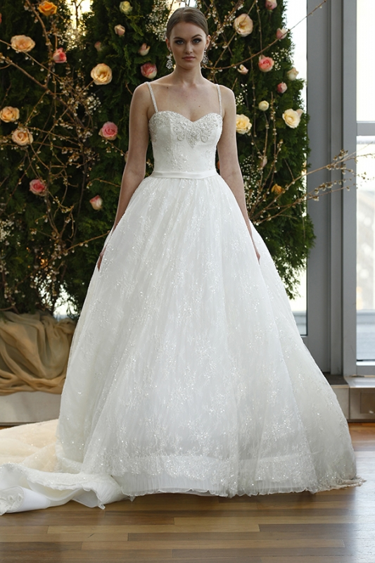 Isabelle Armstrong - Spring 2016 Bridal Collection - Gwen