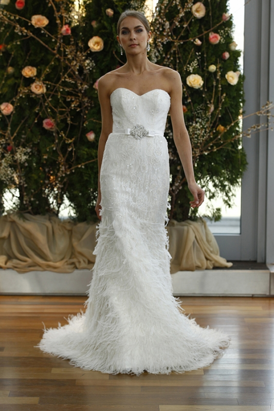 Isabelle Armstrong - Spring 2016 Bridal Collection - Kendra