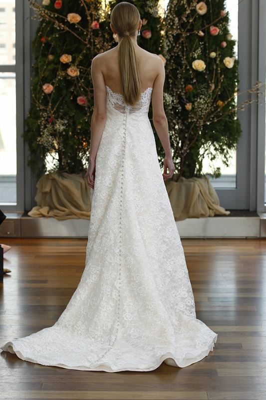 Isabelle Armstrong - Spring 2016 Bridal Collection - Luciana