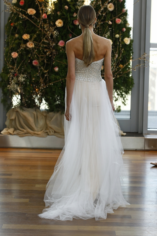 Isabelle Armstrong - Spring 2016 Bridal Collection - Naomi