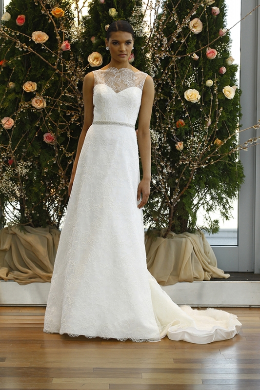 Isabelle Armstrong - Spring 2016 Bridal Collection - Stephanie