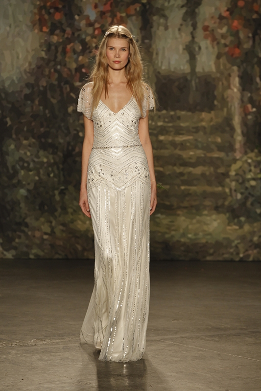 Jenny Packham Wedding Dresses - 2016 Catwalk Bridal Collection ...
