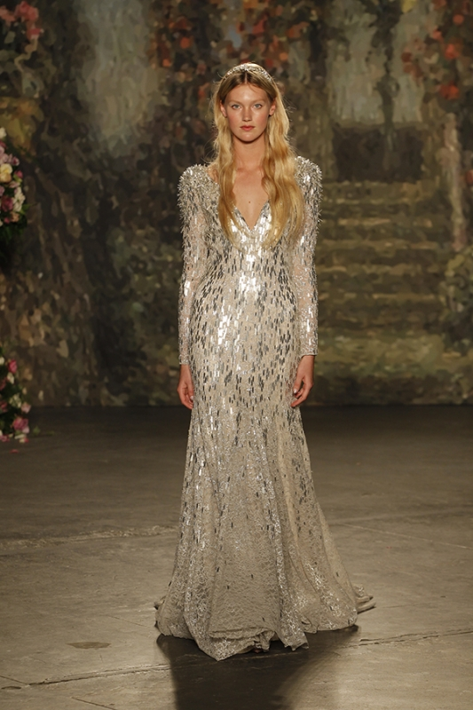 Jenny Packham - 2016 Catwalk Bridal Collection