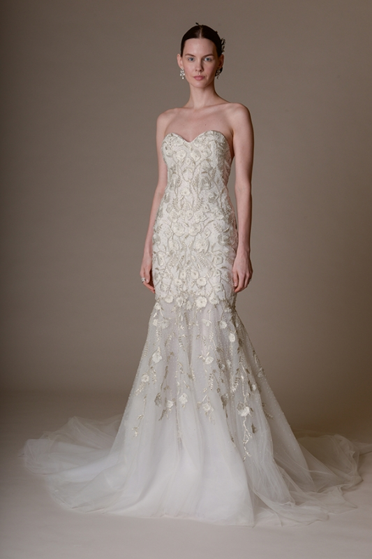 Marchesa - Spring Summer 2016 Bridal Collection