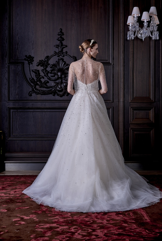 Monique Lhuillier - Spring Summer 2016 Bridal Collection