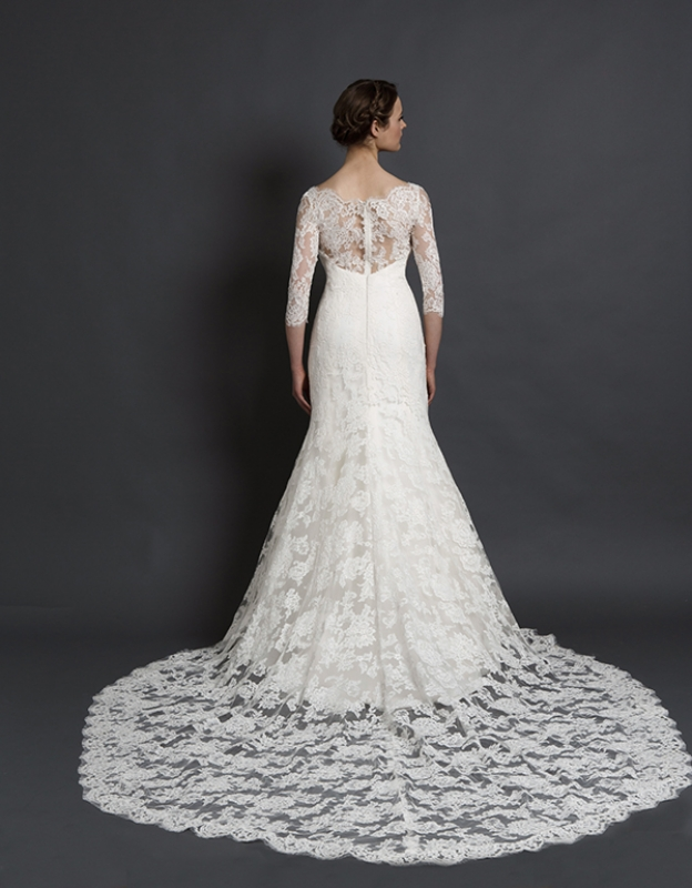 Sareh Nouri - Spring 2016 Bridal Collection - Natalie