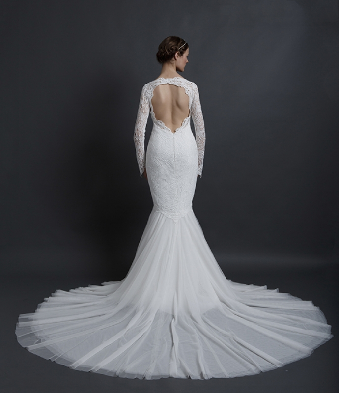 Sareh Nouri - Spring 2016 Bridal Collection - Esther
