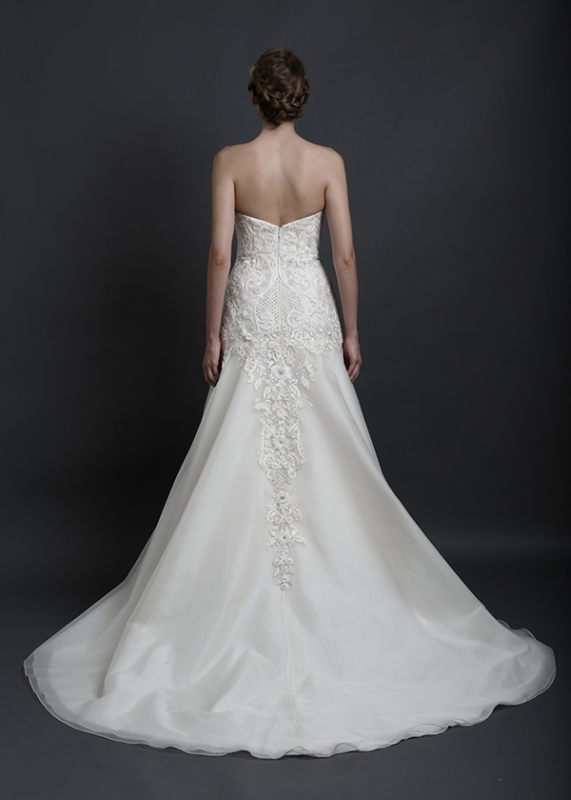Sareh Nouri - Spring 2016 Bridal Collection - Dorothy