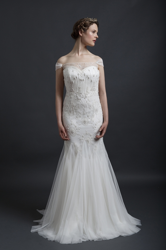 Sareh Nouri - Spring 2016 Bridal Collection - Greta