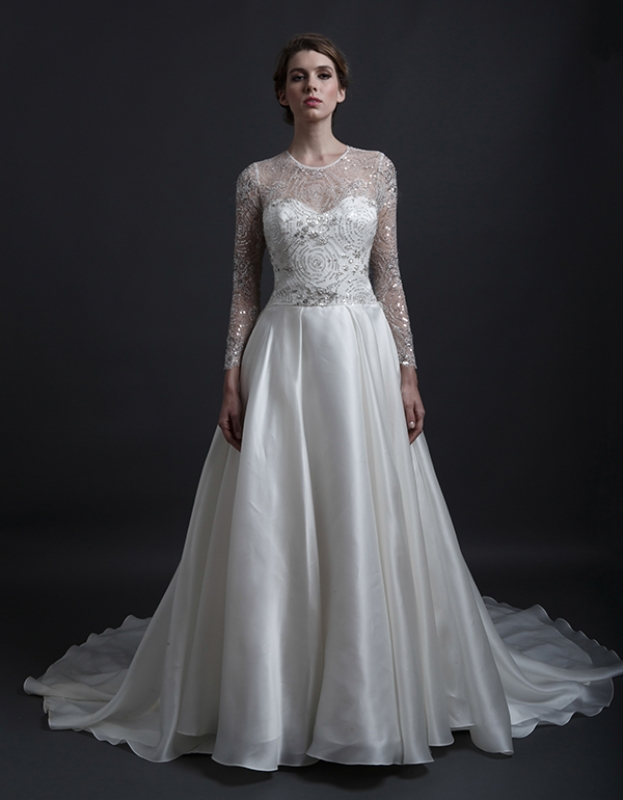 Sareh Nouri - Spring 2016 Bridal Collection - Viven
