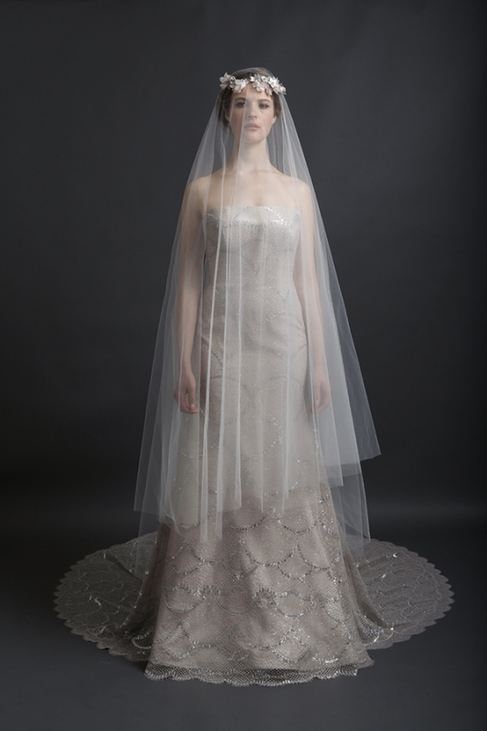 Sareh Nouri - Spring 2016 Bridal Collection - Annette