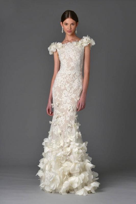 Marchesa Wedding Dresses Spring And Summer 2017 Bridal
