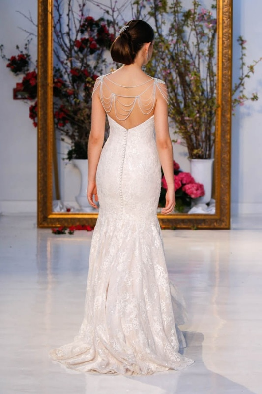 Anne Barge - Spring 2017 Bridal Runway Show