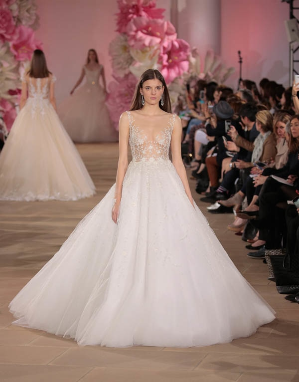 Ines Di Santo - Spring and Summer 2017 Couture Bridal Collection - SPLENDOR