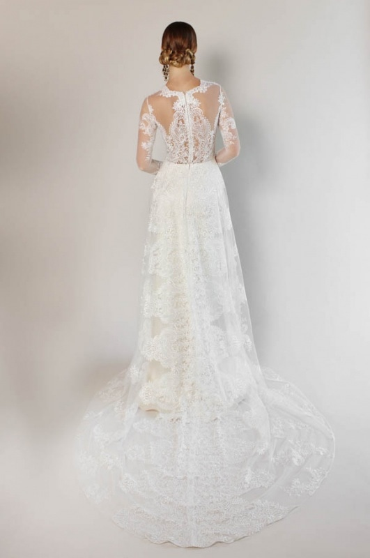 Claire Pettibone - Spring and Summer 2017 Romantique Collection - Pasadena