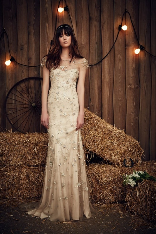Jenny Packham - 2017 Bridal Collection - Lucky