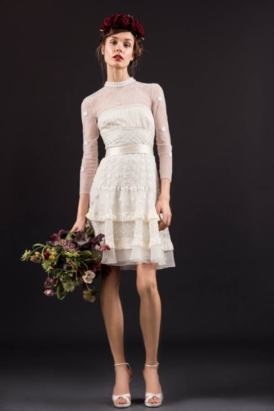 Temperley Bridal - Summer 2017 - EVIE DRESS