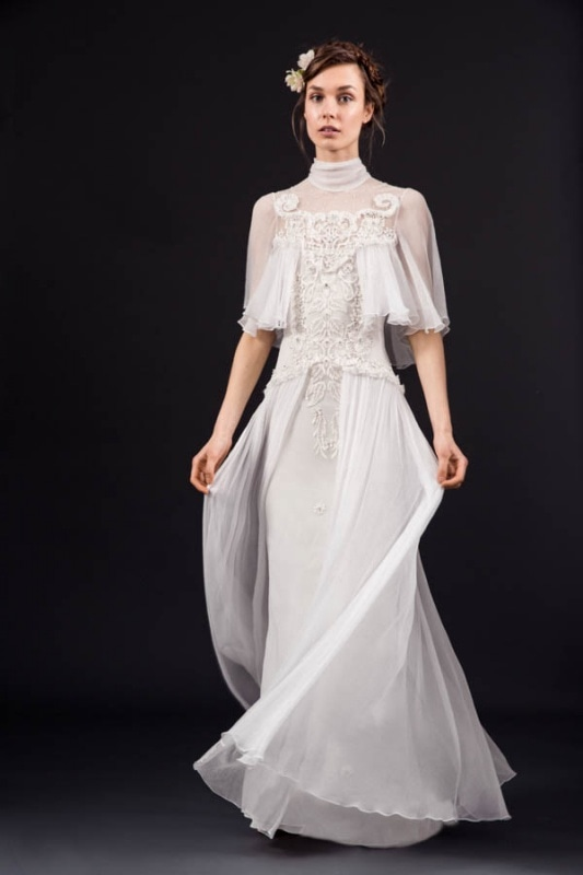 Temperley Bridal - Summer 2017 - ROWENA DRESS