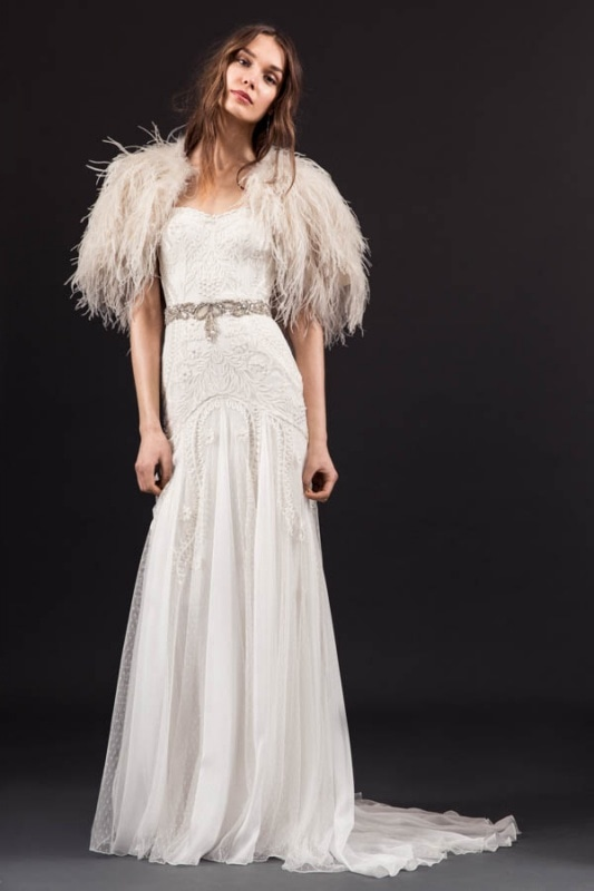 Temperley Bridal - Summer 2017 - LUCIE DRESS