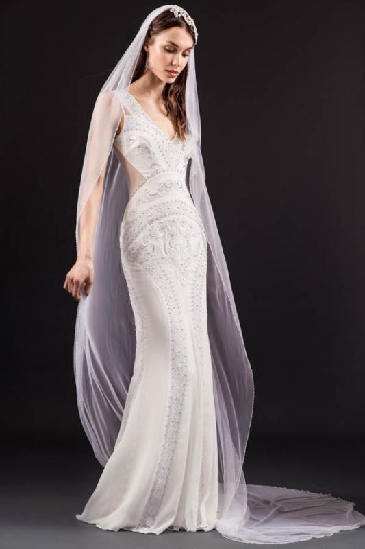 Temperley bridal wedding dresses summer 2017 bridal for Alice temperley wedding dresses