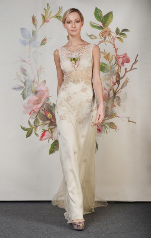 Claire Pettibone - Spring 2014 Bridal Collection - <a href=