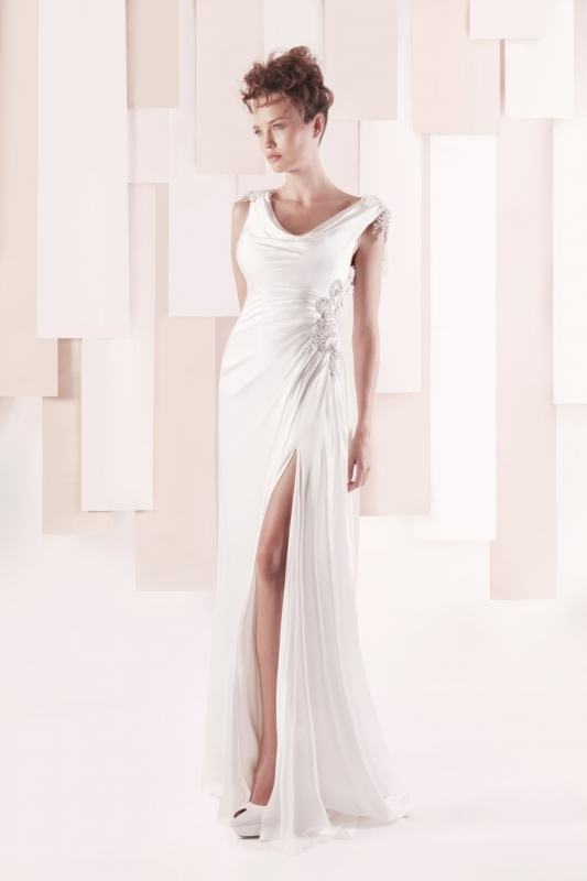 Gemy Maalouf - Winter 2013 Bridal Collection