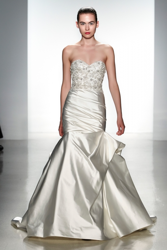 Kenneth Pool - Spring 2014 Bridal Collection - <a href=