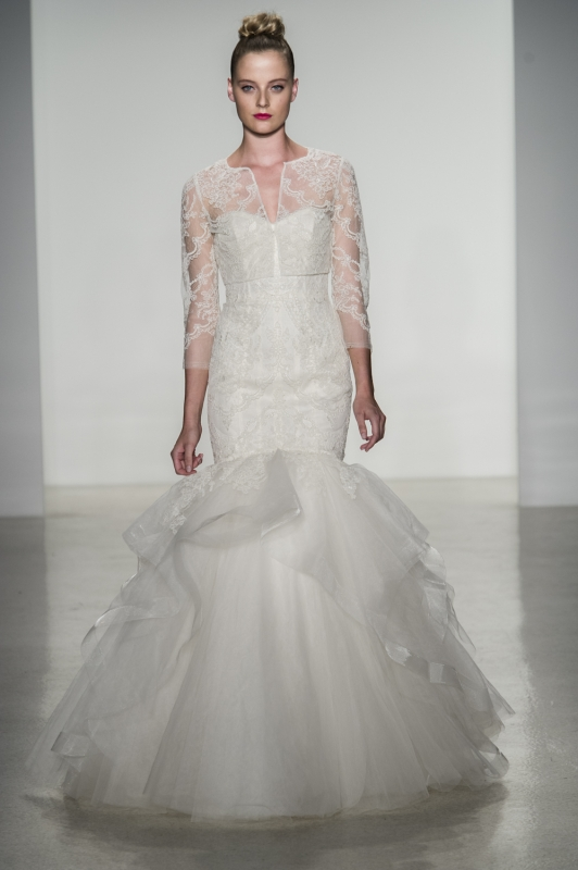 Amsale - Fall 2014 Bridal Collection - Carson Wedding Dress