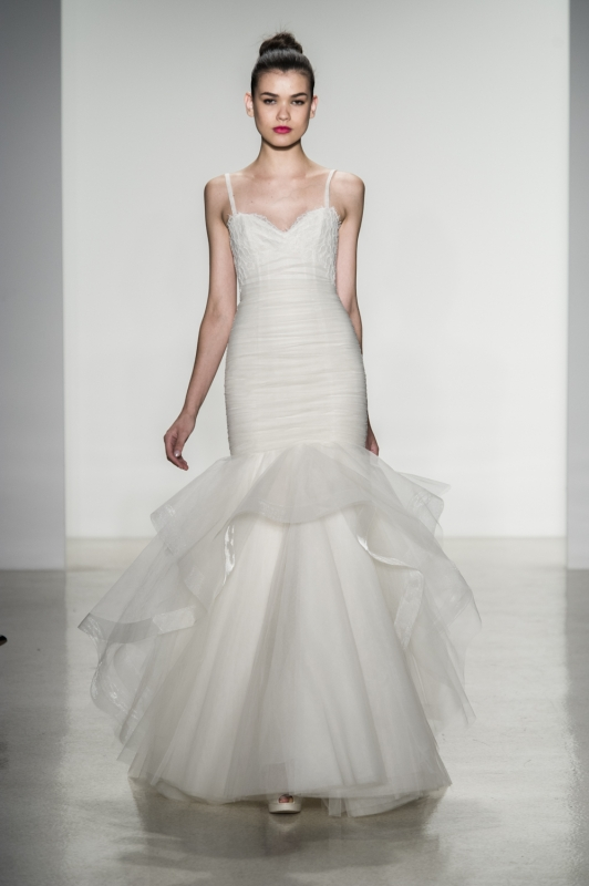 Amsale - Fall 2014 Bridal Collection - Sawyer Wedding Dress