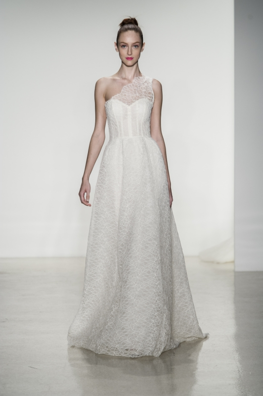 Amsale - Fall 2014 Bridal Collection - Skylar Wedding Dress