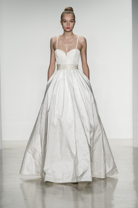 Amsale - Fall 2014 Bridal Collection - Cameron Wedding Dress