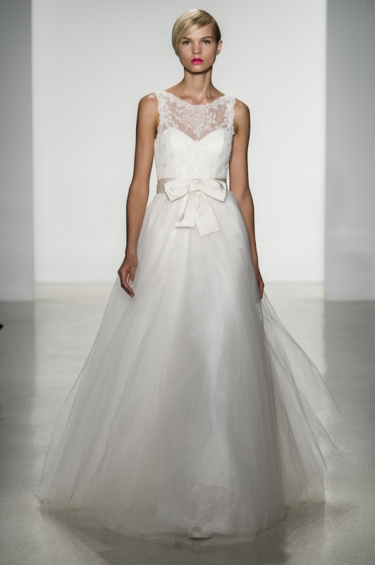 Amsale - Fall 2014 Bridal Collection - Quinn Wedding Dress