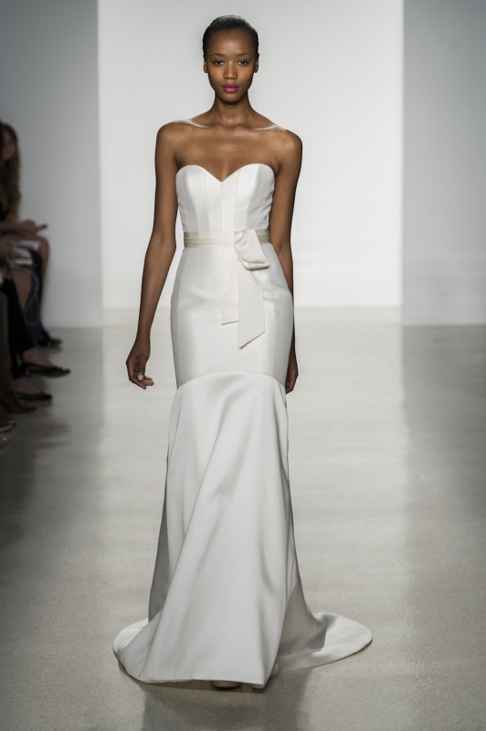 Amsale - Fall 2014 Bridal Collection - Blake Wedding Dress