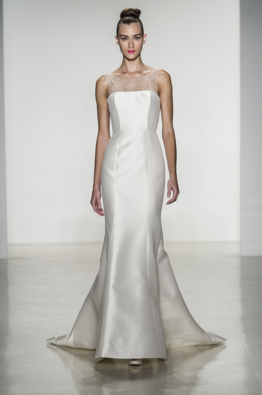 Amsale - Fall 2014 Bridal Collection - Preston Wedding Dress