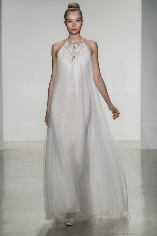 Amsale - Fall 2014 Bridal Collection - <a href=