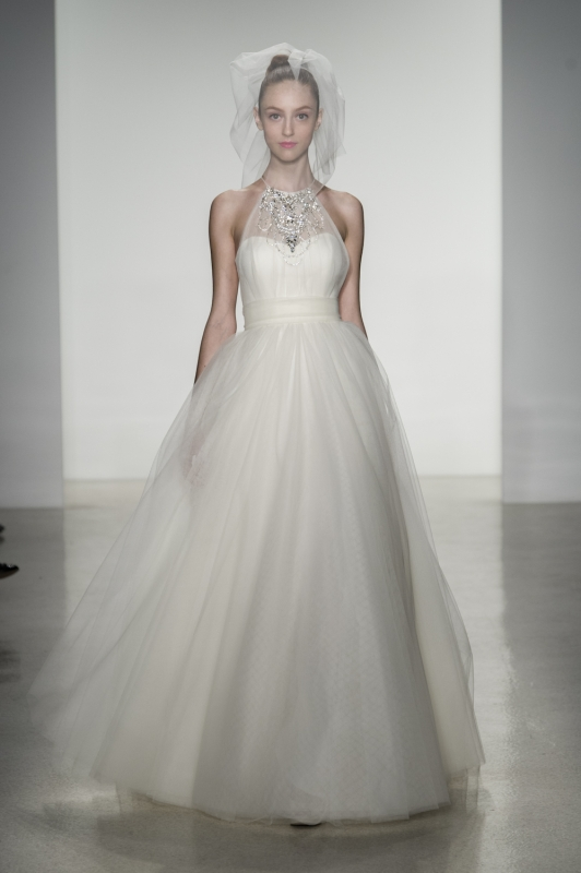 Amsale - Fall 2014 Bridal Collection - Whitney Wedding Dress