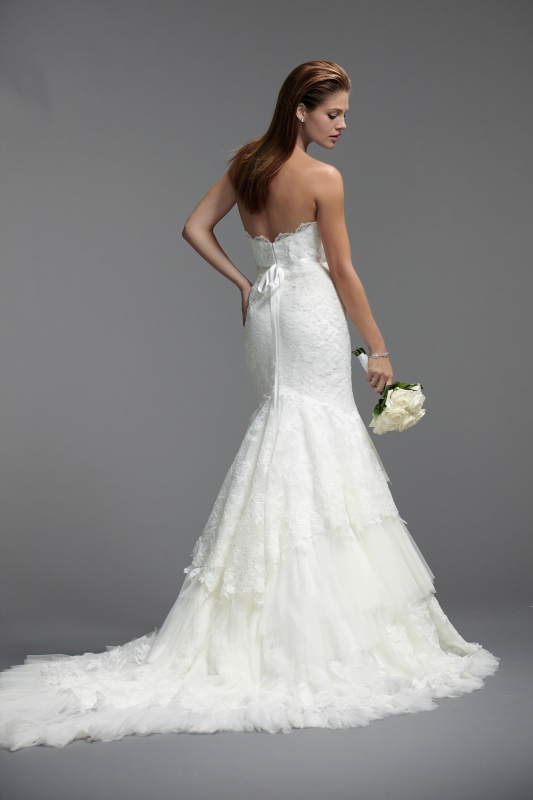 Watters - Spring 2014 Bridal Collection - Aleeza Wedding Dress