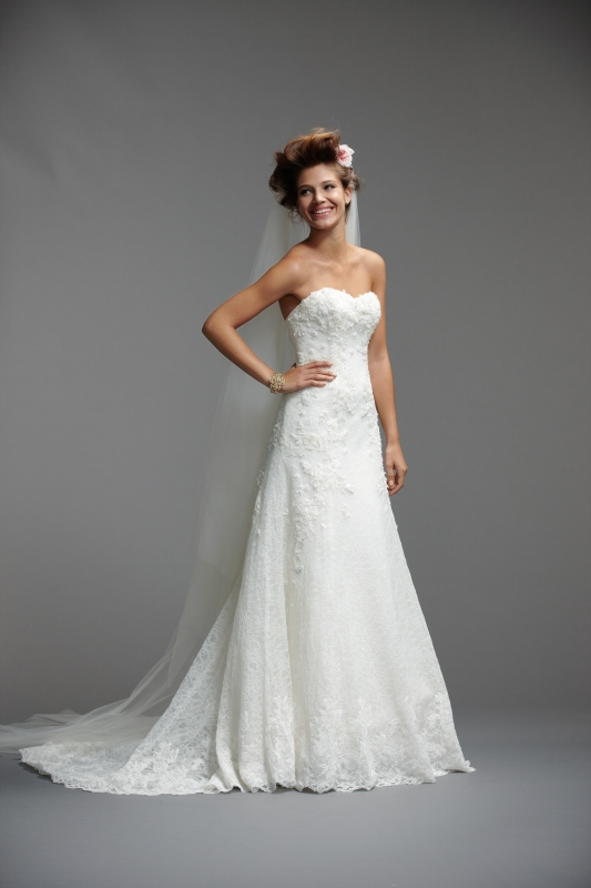 Watters - Spring 2014 Bridal Collection - Amala Wedding Dress
