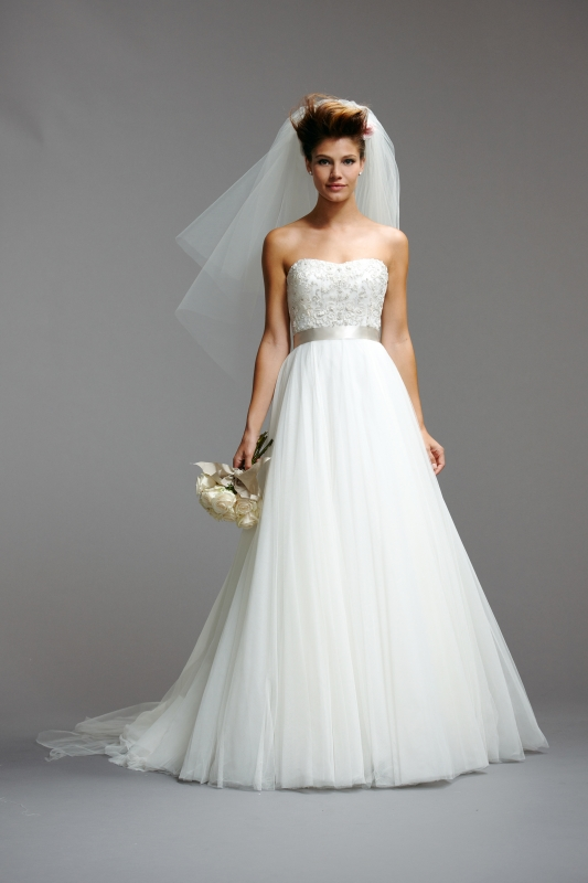 Watters - Spring 2014 Bridal Collection - Ellery Wedding Dress
