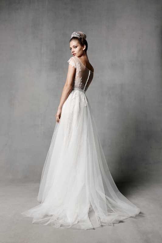 Watters - Spring 2014 Bridal Collection - Farah Wedding Dress