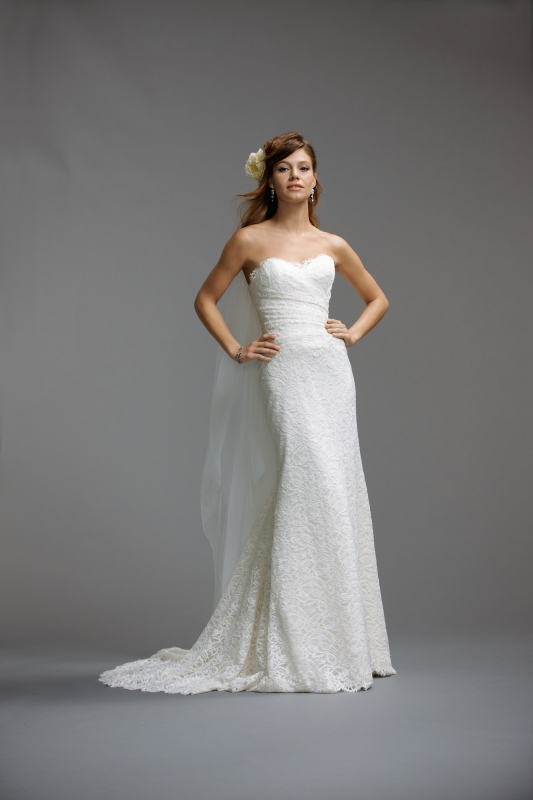 Watters - Spring 2014 Bridal Collection - Felice Wedding Dress