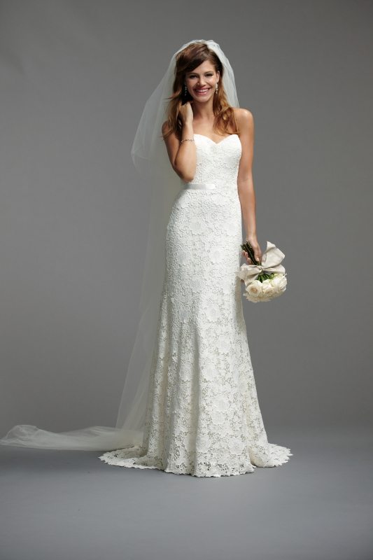 Watters - Spring 2014 Bridal Collection - Frayda Wedding Dress
