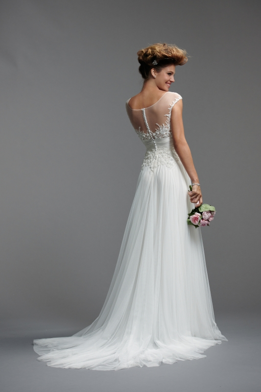 Watters - Spring 2014 Bridal Collection - Ghila Wedding Dress