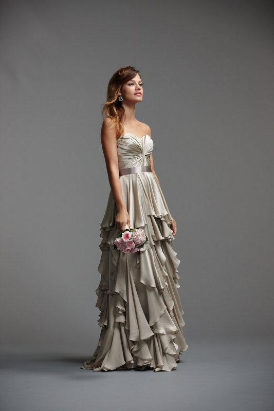 Watters - Spring 2014 Bridal Collection - Jamille Wedding Dress