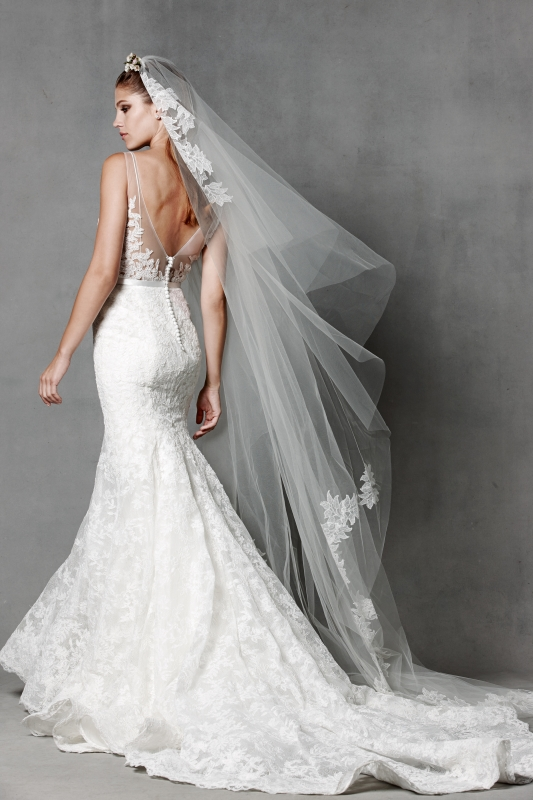 Watters - Spring 2014 Bridal Collection - Janan Wedding Dress