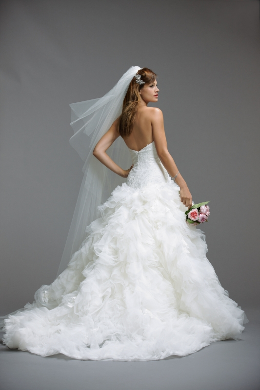 Watters - Spring 2014 Bridal Collection - Kalei Wedding Dress